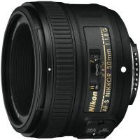 Nikon AF-S Nikkor 50mm f/1.8G (Με 50,00€ Cashback)
